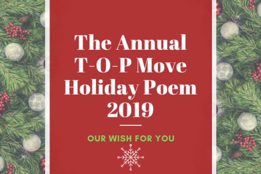 Our 2019 Holiday Poem Is Here