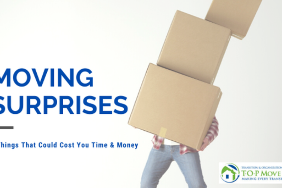 3 Things That Cost Your Move Time & Money