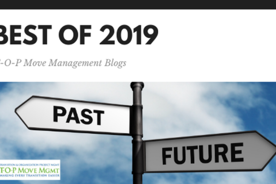 The 'Best of 2019' Blogs