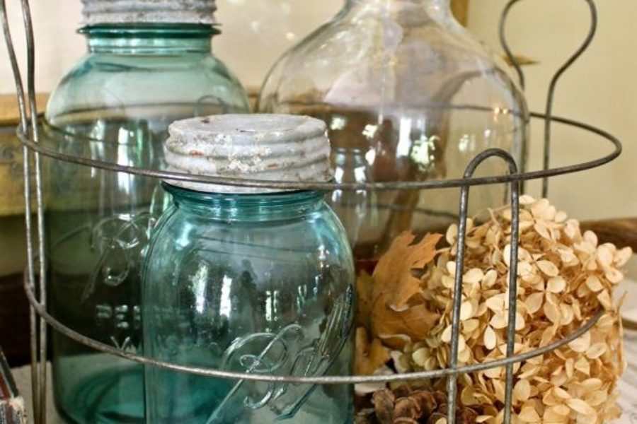 Functional Fall Fun…With Mason Jars